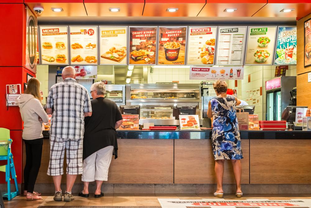 Restaurant Foods & Menus
